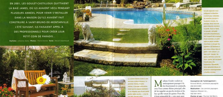 Magazine Côté Jardin