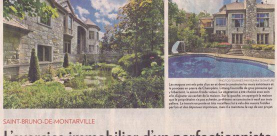 La Presse, 18 octobre 2014